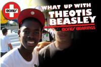 Interview: Theotis Beasley
