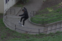 Nyjah Huston - Behind the Photo
