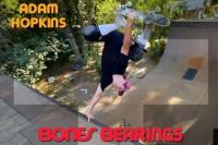 Adam Hopkins Backyard Ramp Session