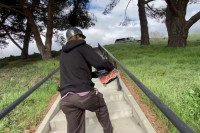 Andy Anderson '30 Stair Rail' - NKA Vids