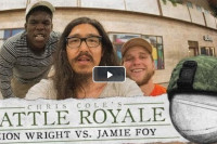 Battle Royale - Zion Wright & Jamie Foy