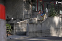 "Rough Cut: Evan Smith's ""Modern Frequency"" DC Shoes"