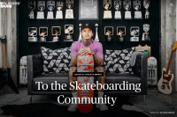 Nyjah Huston - The Players' Tribune