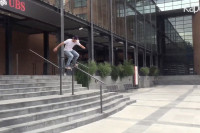 Simon Stricker - Kape Skateboards