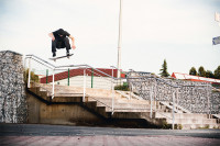 Marcel Weber - Solo Skatemag