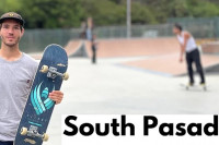 Zach Doelling - South Pasadena Skatepark