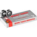 "Bones® Swiss ""L2"" Skateboard Bearings 8 pack"