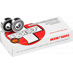 Bones® Swiss Ceramic Bearings 8mm 16 pack