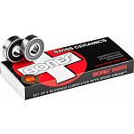 Bones® Swiss Ceramic Skateboard Bearings 8 pack
