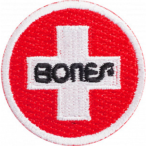 Bones Bearings Swiss Circle Patch Single