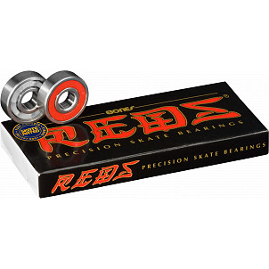 Bones® REDS® Skateboard Bearings 8 pack